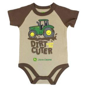 Body marron John Deere