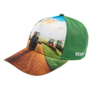"Casquette fendt ""photo"""