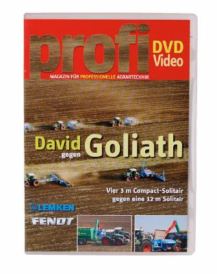 DVD Lemken David contre Goliath