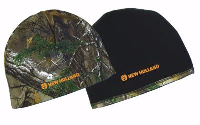 Bonnet camouflage réversible New Holland