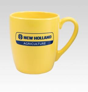 Tasse New Holland jaune