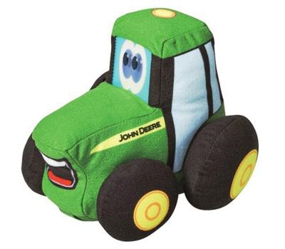 Peluche tracteur Johnny