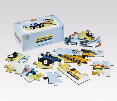 Puzzle New Holland