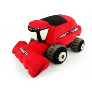 Peluche moissonneuse Case IH
