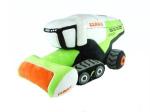 Peluche moissonneuse Claas