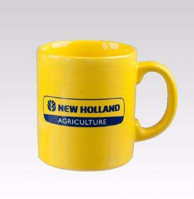 Mug New Holland jaune