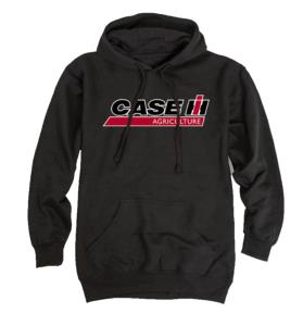 Sweat noir Case IH