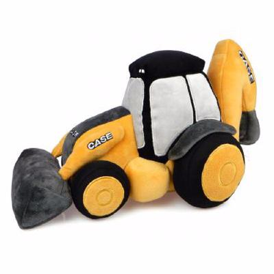 Peluche Case Backhoe