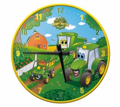 "Horloge ""Johnny's Farm"" John Deere"
