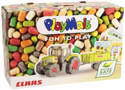 Playmais édition Claas