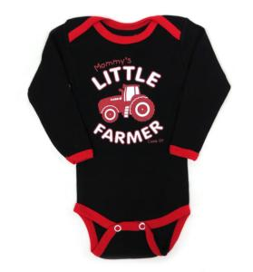 Body Case IH Little Farmer