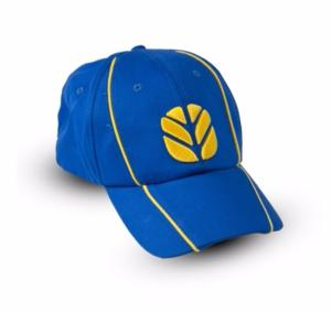 "Casquette ""piping"" New Holland"
