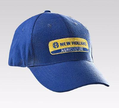 Casquette New Holland bleue