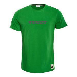 d092980491 Tee shirt basique vert Fendt
