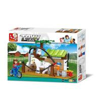 Kit de construction - Cheval