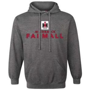 Sweat Farmall gris
